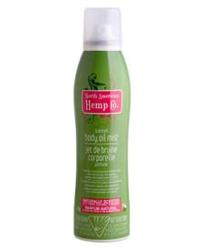 North American Hemp Co. Scented Body Oil Mist   776629101717