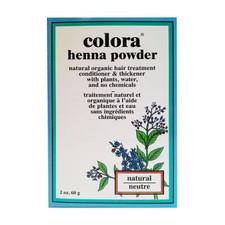 Colora Henna Powder Natural Organic Haircolor Natural | 028863000135
