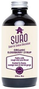 Suro Organic Elderberry Syrup | 793573462626