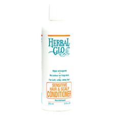 Herbal Glo Sensitive Hair & Scalp Conditioner 250ml     063151250274