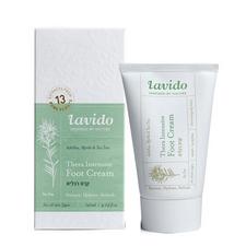 Lavido Thera Intensive Foot Cream Achillea, Myrtle & Tea Tree | 7290015459013
