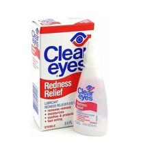 Clear Eyes Eye Drops   0678112254118
