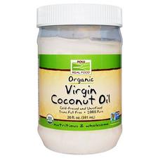 Now Real Food Organic Virgin Coconut Oil | 733739817266