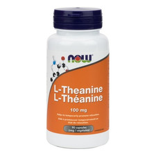 Now Foods L-Theanine 100mg | 733739801456