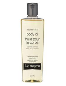 Neutrogena Sesame Body Oil | 0062600460110