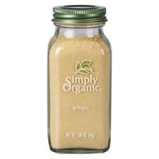 Simply Organic Ginger | 089836192152
