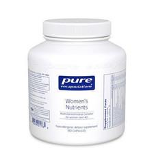 Pure Encapsulations Women's Nutrients   766298014210