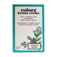 Colora Henna Creme Haircolor & Conditioner Natural | 028863001200