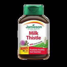 Jamieson Milk Thistle Bonus 90 caplets | 064642027672
