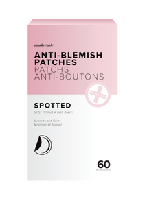MaskerAide Spotted Anti-Blemish Patches - 60 Patches | 859107001270