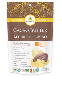 Ecoideas Organic Cacao Butter | 875405005413