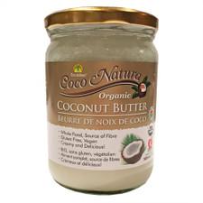 Ecoideas Coco Natura Coconut Butter   875405002986