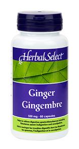 Herbal Select Ginger | 065279030219