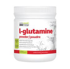 Prairie Naturals Sport L-Glutamine Powder Unflavoured 200g | 067953001812