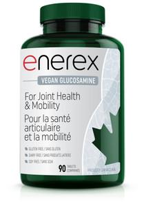 Enerex Vegan Glucosamine 90 tablets   628557341508