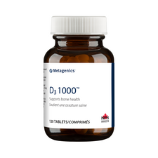 Metagenics D3 1000 120 Tablets| 755571915887