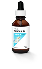Trophic Vitamin D3 Children's Liquid D3 | 069967111112