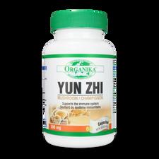Organika Yun Zhi Mushroom Extract 500mg Capsules | 620365015824