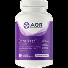 AOR Ortho-Sleep 60 Veg Capsules | UPC: 624917041866 | SKU: AOR-1183-001