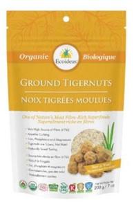 Ecoideas Organic Ground Tigernuts | 875405002566