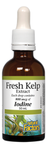 Natural Factors Fresh Kelp Extract Liquid   068958029092