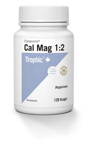 Trophic Chelazome Calcium Magnesium 1:2 | 069967128615