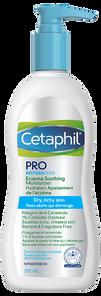 Cetaphil Pro Restoraderm Eczema Soothing Moisturizer 295 ml   0772618232950