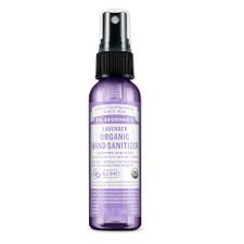 Dr. Bronner's Organic Hand Sanitizer Lavender | 018787111116