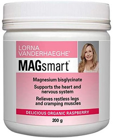 Smart Solutions Lorna Vanderhaeghe MagSmart Organic Raspberry 400 g - Old Label | 871776000804