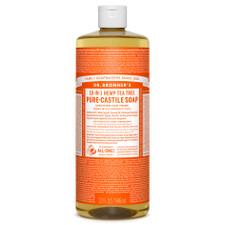 Dr. Bronner's Pure-Castile Liquid Soap Tea Tree  946ml | 018787776322