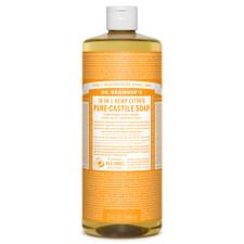 Dr. Bronner's Pure-Castile Liquid Soap Citrus 946ml | 018787777329