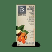 Botanica Fermented Turmeric & Ginger (Daily Anti-Inflammatory Shot)  | 822078955507