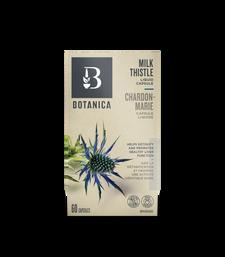 Botanica Milk Thistle Liquid Capsule 60 Capsules | 822078957747