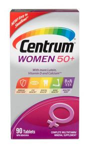 Centrum for Women 50 Plus Tablets | 0062107084604