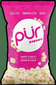 Pur Popcorn Sweet & Salty |