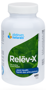 Platinum Naturals Relev-X - Joint Health 90 Softgels | 773726031114
