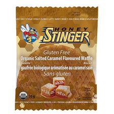 Honey Stinger Organic Gluten Free Waffle Salted Caramel | 810815021370