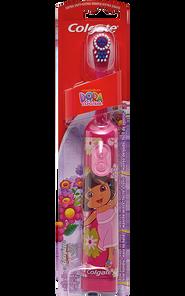 Colgate Dora the Explorer Power Toothbrush | 0035000687180