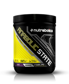 Nutrabolics Anabolic State Grape 375 grams | 653341223012