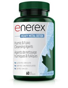 Enerex Heavy Metal Detox 60 veg capsules   628557150605