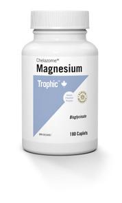 Trophic Chelazome Magnesium Caplets 180 caplets    069967115820
