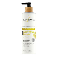 Eco By Sonya Driver Skin Compost Super Citrus Cleanser   9347597000404