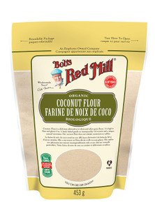 Bob's Red Mill Organic Coconut Flour 453g | 039978328151