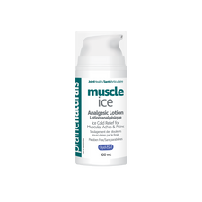 Prairie Naturals OptiMSM Muscle Ice Analgesic Lotion 100mL | 067953011538