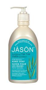 Jason Purifying Tea Tree Hand Soap | 078522030171
