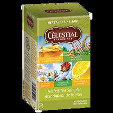 Celestial Seasonings Herbal Tea Herb Sampler | 070734052439
