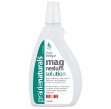 Prairie Naturals Ionic Magnesium Solution 500mL | 067953002277