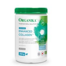 Organika Enhanced Collagen Original 250g | 620365018276