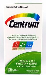 Centrum Multivitamin Tablets | 0062107189606