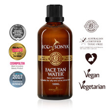 Eco Tan Face Tan Water 100mL | SKU : ECT-0017-001 | 9347597000183